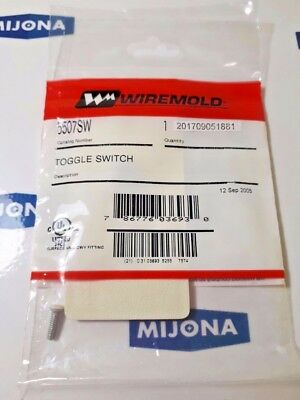 Wiremold 5507SW (new old stock)