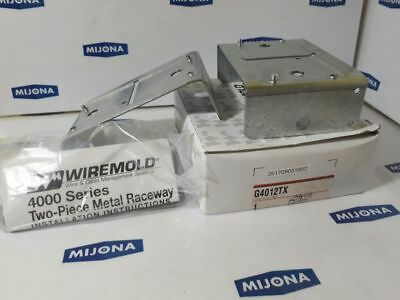 Wiremold G4012TX (new old stock)