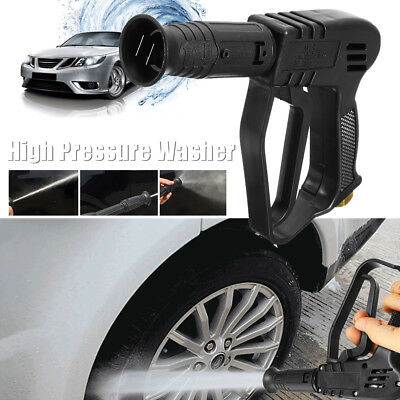 Car Washer Water Spray Gun Sprayer High Pressure Washing Cleaner Thread 22mm