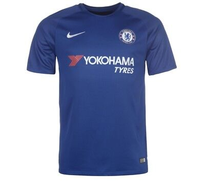 Chelsea Home Shirt 2017-2018 BNWT Fast Delivery