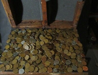 1 Pound of Wheat Pennies