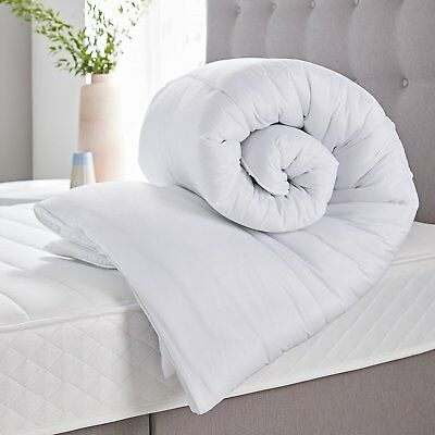 Silentnight Ultrabounce Duvet, 10.5 Tog, White, King