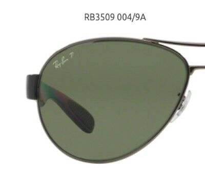 Ray Ban Rb 3509 original replacement lenses Ray Ban 3509 lenti originali ric.