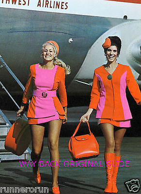"PSA AIRLINES FLIGHT ATTENDANTS  - 5"" by 7"" REPRINT PHOTO - SEXY SHOT"