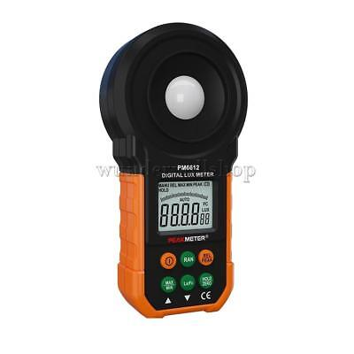 MagiDeal 200.000 Digitaler Lichtmesser Luxmeter Lux Luminometer Photometer