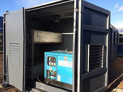 26ft x9ft Anti Vandal Welfare Unit/ Site Office With Generator/ Canteen / Office