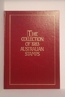 The Collection of 1983 Australian Stamps - Mint Condiiton