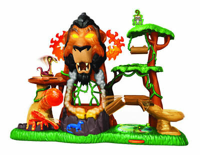 Lion Guard Disney Junior's The Rise of Scar Lion Guard Play Set *NEXT DAY P+P