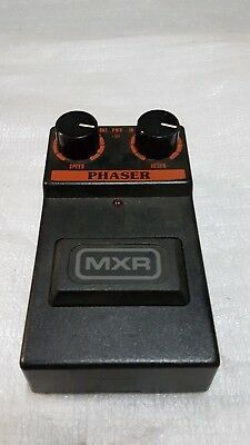 80's MXR PHASER - made in USA