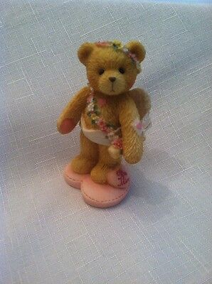 "Enesco Cherished Teddies ""Be Mine"" #103640"