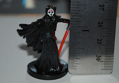 WOTC Star Wars Miniatures Champions of the Force Darth Nihilus NM Mini Sith Lord