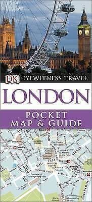 DK Eyewitness Pocket Map and Guide: London by DK Publishing