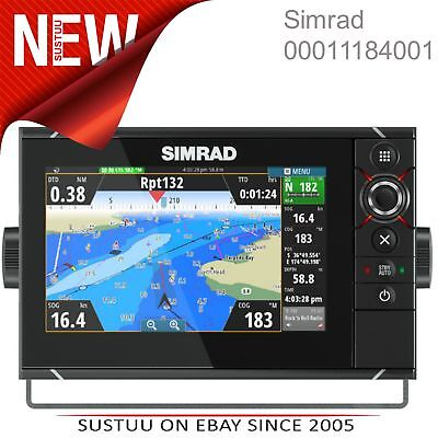 "Simrad NSS7 evo2 Combo MFD│7""LCD Waterproof│c/w CHIRP Sounder│For Cruising Boats"