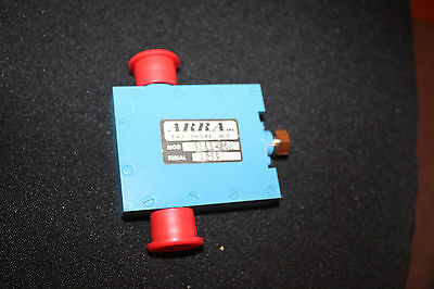 NEW - RF Microwave ARRA  N  3843-20A,  Variable  Attenuator