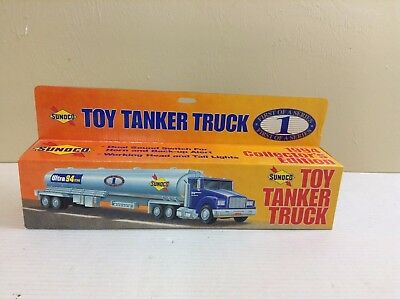 New In Sealed Box! 1994 Sunoco Toy Tanker Truck                            #2459