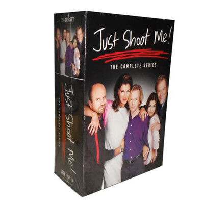 Just Shoot Me: The Complete Series (DVD, 2017, 19-Disc Set)