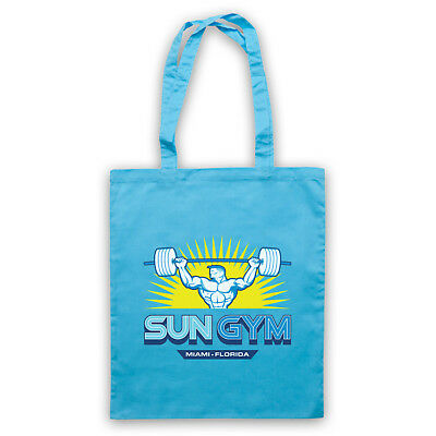 Pain And Gain Unofficial Sun Gym Miami The Rock Workout Tote Bag Life Shopper