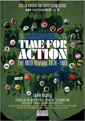 Time for Action, New, Bushell, Garry Book