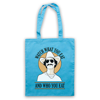 Dallas Buyers Club Unofficial Watch What You Eat Who Tote Bag Life Shopper