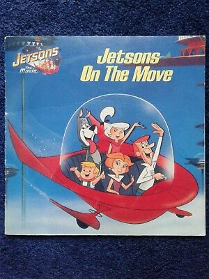 vintage Jetsons the Movie BOOK 1990 Hanna Barbera.. cartoons dvds vhs toys