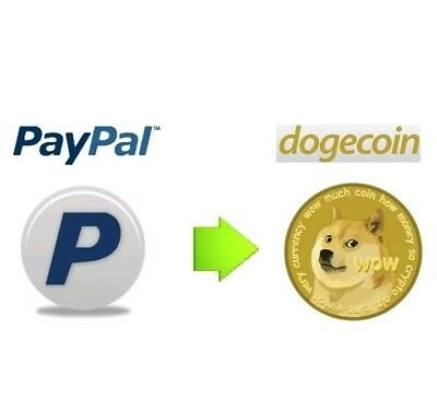 Conversion from Bitcoin to Dogecoin