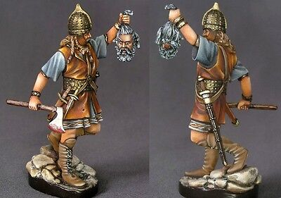 Tin toy soldiers ELITE painted 54 mm Celtic Warrior, La Tene period