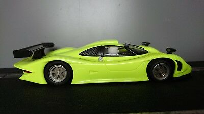 rare discontinued lightweight fly porsche gt1 evo slot. Black Bedroom Furniture Sets. Home Design Ideas