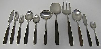 Lauffer Towle Palisander Norway Stainless Flatware Rosewood  YOUR CHOICE