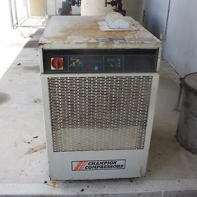 Champion Compressors Refrigerate Compressed air drier 3 phase