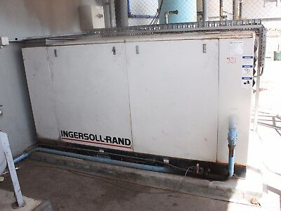 INGERSOL RAND SSR-EP100/50 Rotary Screw Air Compressor 439CFM 100HP 74.57kW