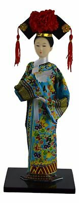 """12"""" Chinese Doll, Qing Dynasty Ladies, Chinese Beauty, Asian Doll, Oriental D..."""
