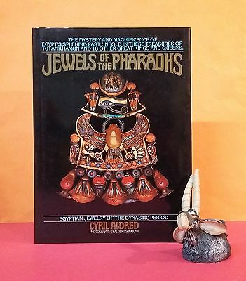 C Aldred: Jewels of the Pharaohs: Egyptian Jewelry of the Dynastic Period/HBDJ