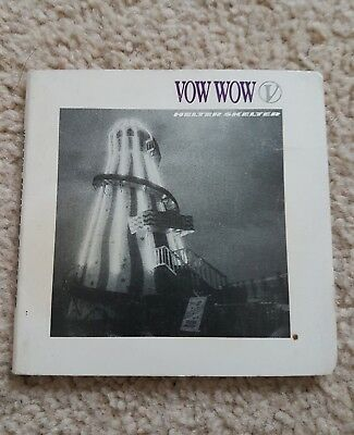 "Vow Wow - Helter Skelter 3"" CD Single"