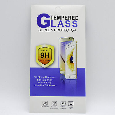 9H Tempered Glass Screen Protector For Apple iPhone 5 6 S 7 8 Plus X Wholesale