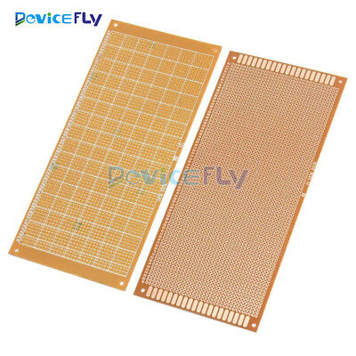 1/2/5/10pcs DIY Prototype Paper Single Side PCB Universal Board 10*22 cm 10x22cm