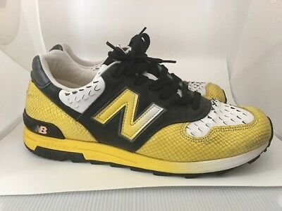 94bc41cb0dff New Balance USA Made 1400 Super Team 33 Size 9.5 Butterfly Fish Rare Vintage