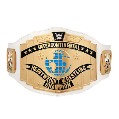 Official WWE Authentic  Intercontinental Championship Replica Title (2014)