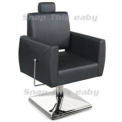 Salon Barber Recline Chair Hairdressing Threading Shaving Barbers Styling Beauty