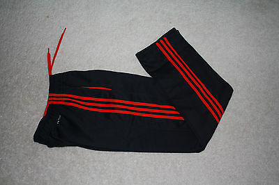 New Adidas Tech Fleece sweat Pant three stripes AI1397 Black/Red  S, M