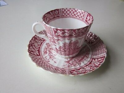 W H Grindley Cup and saucer
