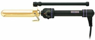 "Hot Tools Professional 1"" Gold Marcel Salon Hair Curling Iron Model # 1108"