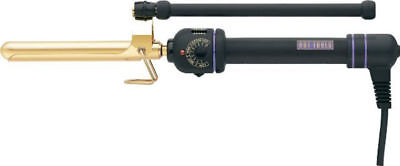 "Hot Tools Professional 5/8"" Gold Marcel Salon Hair Curling Iron Model # 1104"