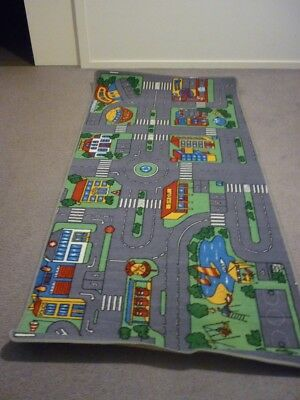 Road/street carpet - great for kids to play on