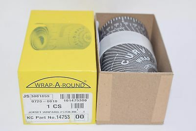 NEW Jackson Safety 14753 Wrap-A-Round, Large, 6'  x 3-7/8'' Pipe Wrap