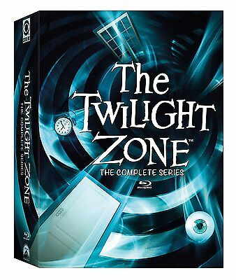 The Twilight Zone: The Complete Series (Blu-ray) Pre order