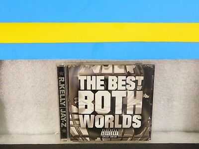 The Best of Both Worlds  by R. Kelly / Jay-Z CD