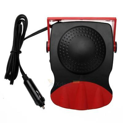 12V 150W Auto Car Fan Heater Vehicle Heating Cool Windshield Defroster Demister