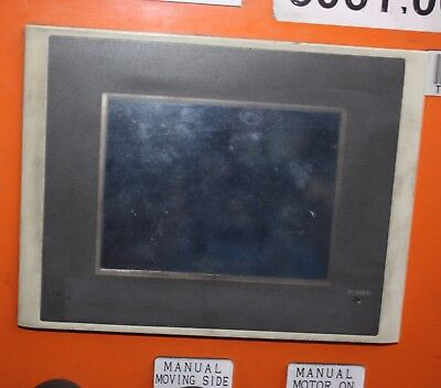 Mitsubishi FX-50DU-TK DATA ACCESS UNIT Panel SCREEN HMI