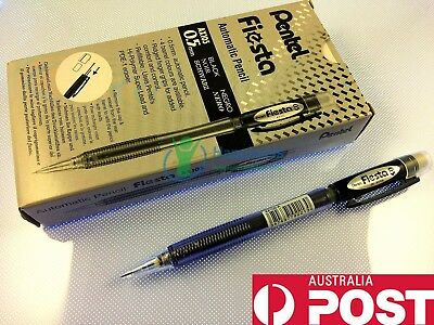 Pentel Mechanical Pencil 0.5mm Smoke AX105 Freeshipping Send form Melbourne