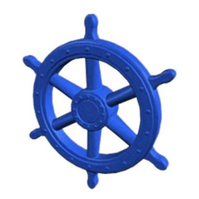 Playground Accessories - SHIPS WHEEL Cubby House Accessories Playground Equip